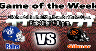 96.9 game of the week 11.6