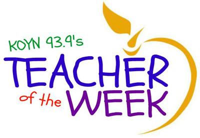 main teacher of week