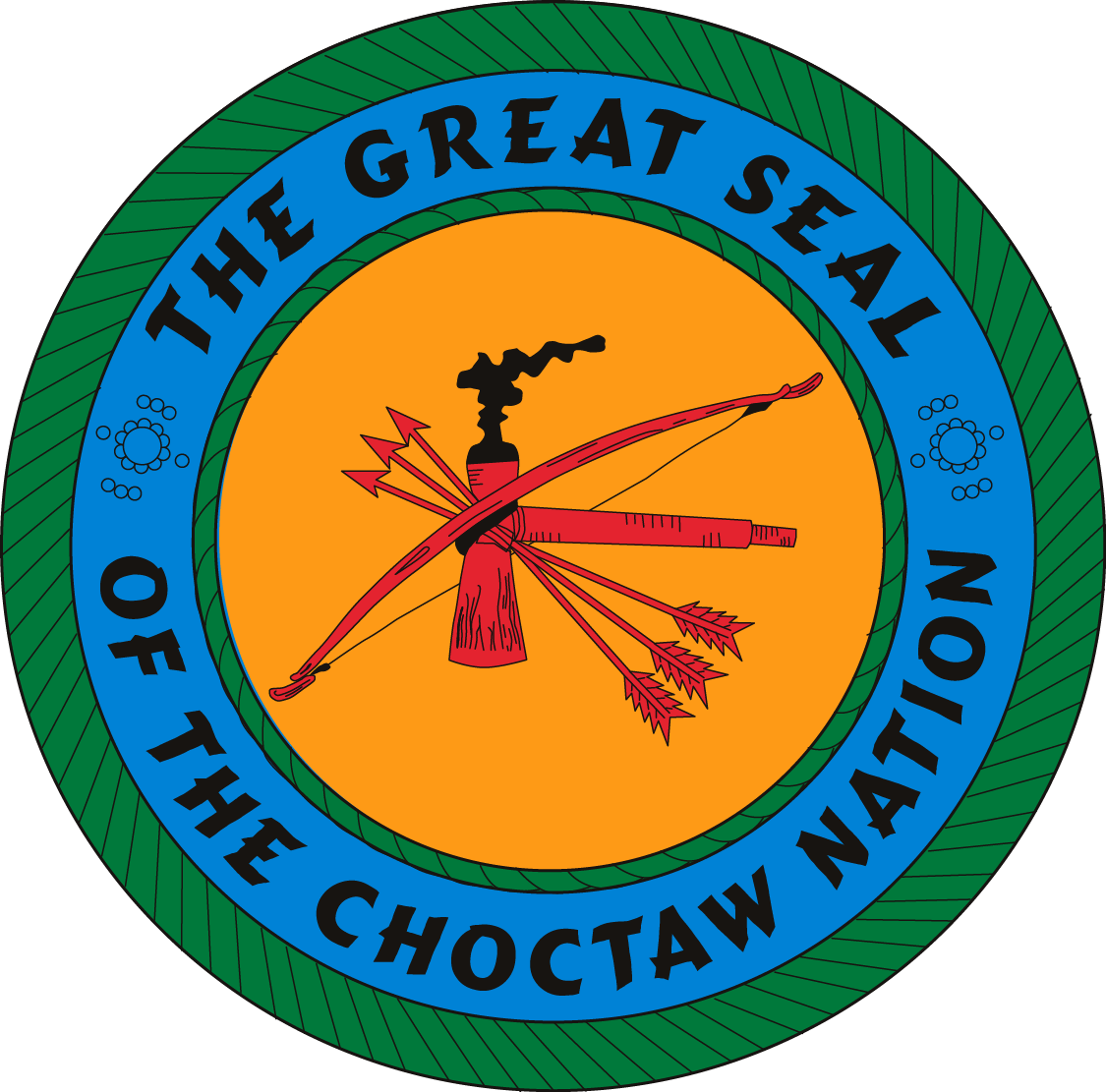 Image result for Choctaw nation logo