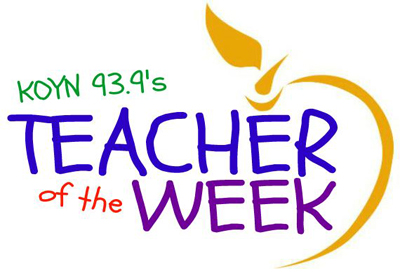 main teacher of week