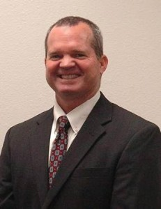 North Lamar ISD Superintendent John McCullough