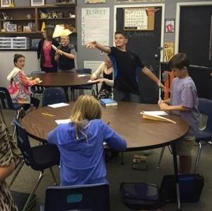 nl elementary students