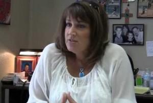 Chamber President Meredith Caddell