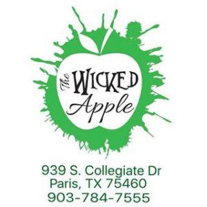 Paris bids wicked apple