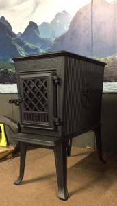 bids country stove