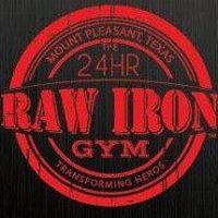 bids raw iron gym