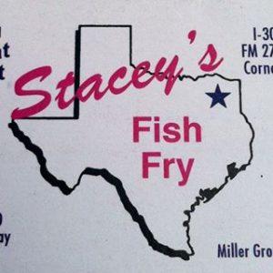 bids staceys fish fry