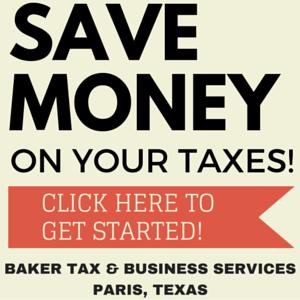 Baker Tax Sidebar