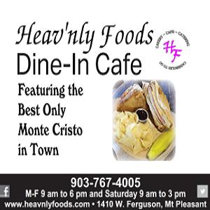 Heavnly Monte Cristo