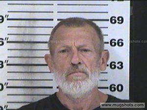 Donny Joe Curry Hunt County Jail
