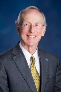 TAMU-Commerce President Dr. Dan Jones