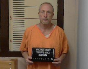 Jay McEvers Van Zandt County Jail