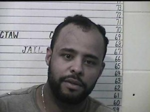 Benjamin Barragan Choctaw County Jail