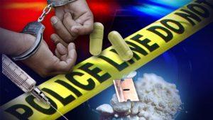 Drugs-arrest