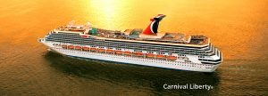 MS Carnival Liberty Carnival Cruise LInes
