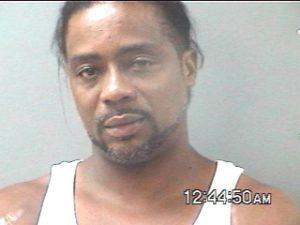 Kelvin Dionn Harrison Hopkins County Jail