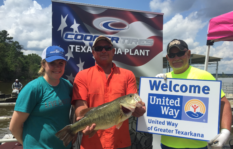 Cooper tire bass tourney for Millwood lake fishing report