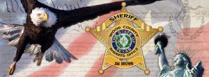 Wood County Sheriff Jim Brown