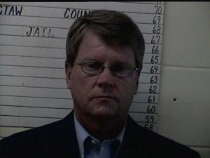 Terry Matlock Choctaw County jail