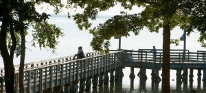 cooper lake pier
