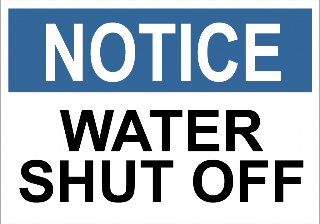 notice_-_water_shut_off