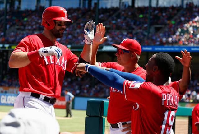 231Royals Rangers Baseball