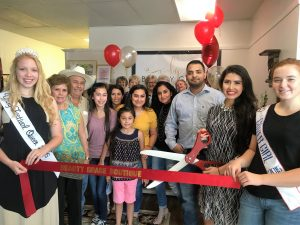 The Beauty Grace Boutique hosted a ribbon cutting on Wednesday, August 17th at noon. The new boutique is located at 101 Bill Bradford Road Suite 21, and specializes in women's fashion and accessories. The owner, Ana Velasco, is thrilled to be opening a shop right here in Sulphur Springs. Her opening day for customers is Monday, August 15th, and her hours will be 10 a.m. to 6 p.m.