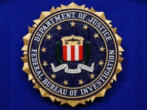 DOJ and fbi Logo good