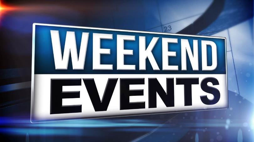 Weekend events around paris for Fish fry paris tx