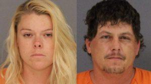 Chacey Poynter, Michael Garza Hunt County Jail