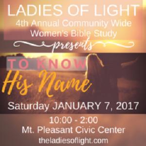 THE LADIES OF LIGHT
