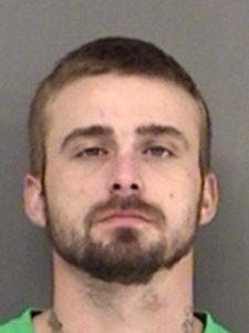 Roger Dale Petrea, Jr Hopkins County Jail