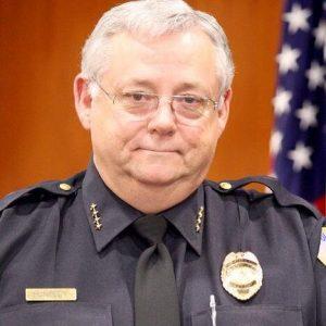 Paris Police Chief Bob Hundley