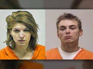 Ericka Paulette Jones-Wood, aVinson Mathew Wood. Titus County Jail, KLTV