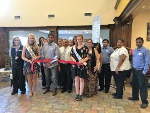 Chamber of Commerce RIbbon Cutting for  Day's Inn of Sulphur Springs