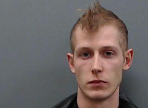 Braydon Peeler Gregg County Jail
