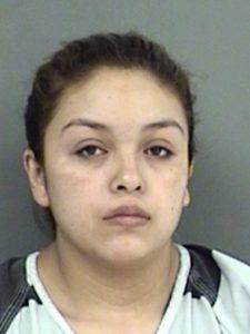 Maria Aradeli Arrendondo Hopkins County Jail