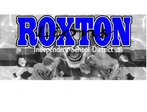 Roxton ISD
