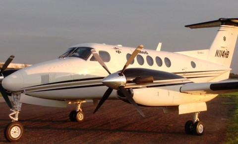 eaglemedplane