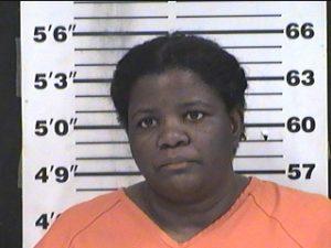 Hellen Ann Holbert Hunt County Jail
