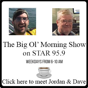 Jordan and Dave on Star 9-59