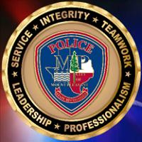 Mt Pleasant POlice Logo