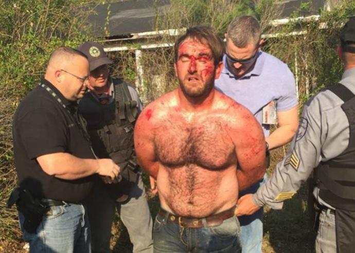 Longview Fugitive Caught After Fleeing – EastTexasRadio.com