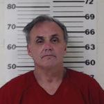 Randy Blair Henderson County Jail