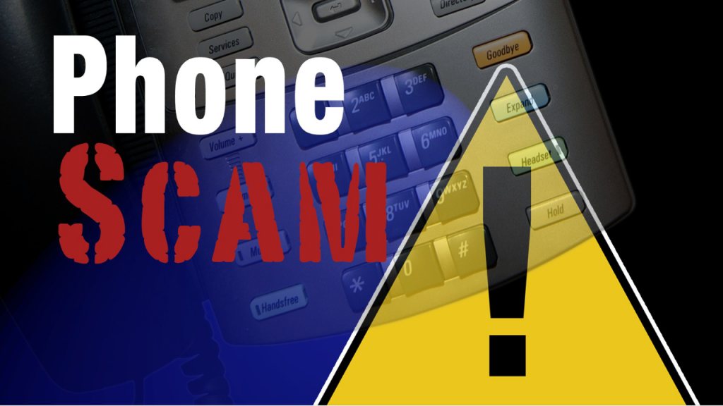 Lamar County Sheriff's Office Warns of Phone Scam