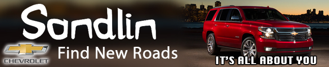 Sandlin – Find New Roads – It's All About You Aug 2017