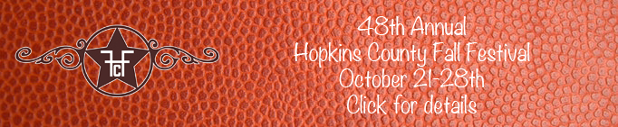 Hopkins County Fall Festival