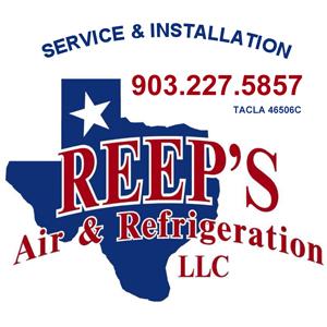 Reep's Air and Refrigeration Bottom Sidebar