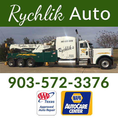 Rychlik Auto Bottom Sidebar July 2018
