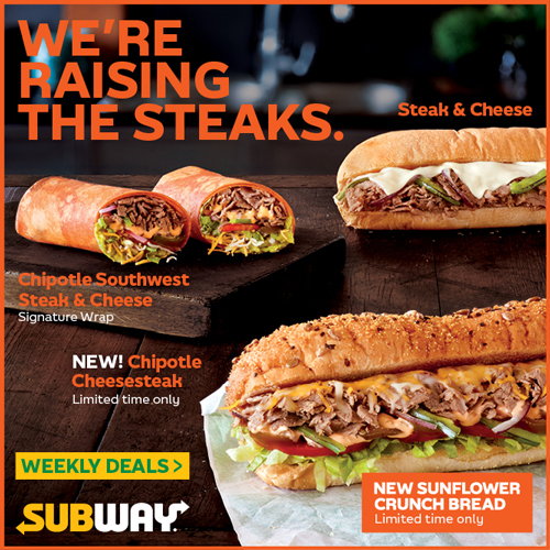 Subway Fall 2018